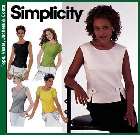 Simplicity  8575