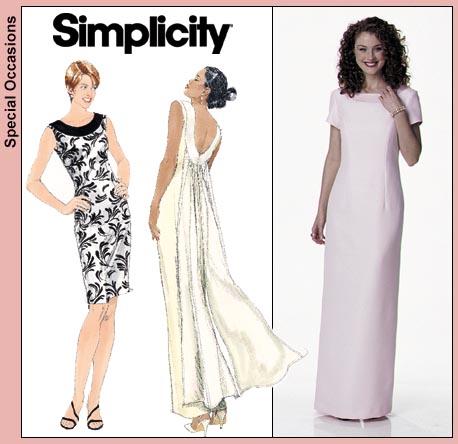 Simplicity  8669