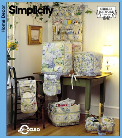 Simplicity crafts Shirley Botsford design 8826