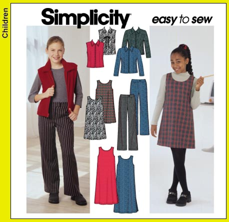 Simplicity Accessories 9345