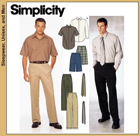 Simplicity Men's Shorts (Pants) 9469
