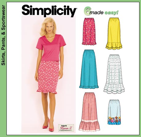 Simplicity Pull-on 9570