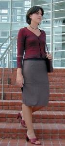 Textile Studio Manhattan Skirt 1107