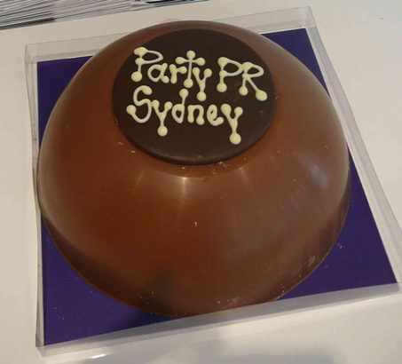 PR Cake