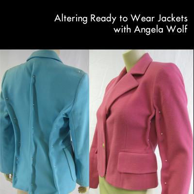 Altering Jackets