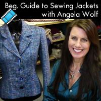 Beginners Guide to Sewing Jackets