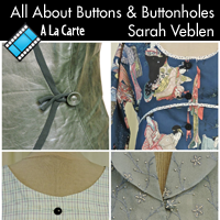 All About Buttons and Buttonholes