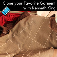 Clone Your Favorite Garment 