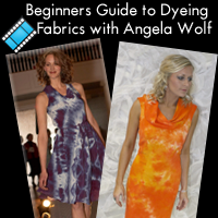 Beginners Guide to Dyeing Fabrics