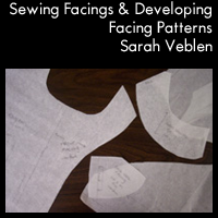 Sewing Facings and Developing Facing Patterns