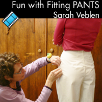Fun with Fitting - PANTS