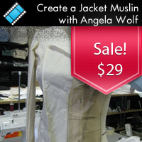 Create a Jacket Muslin