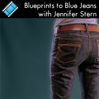 Blueprints to Blue Jeans