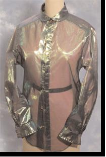 Sew a Metallic Shirt