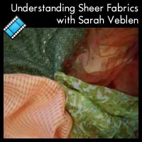 Understanding Sheer Fabrics