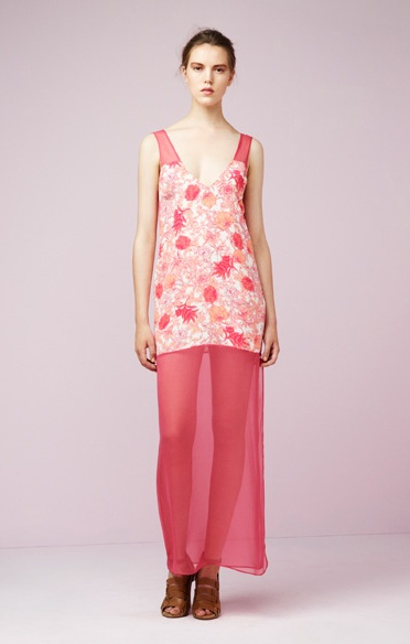 Photos from Style.com, compliments of Thakoon
