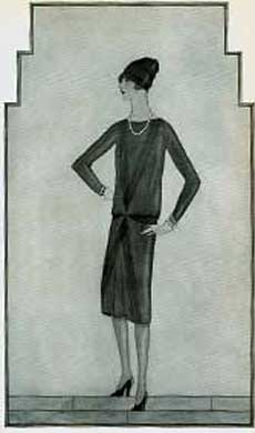 The Little Black Dress by Coco Chanel