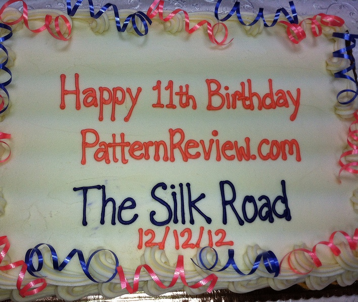 PR Day at the Silk Road - Cake