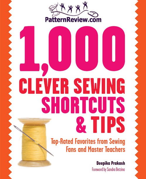 1000 Clever Sewing Shortcuts and Tips