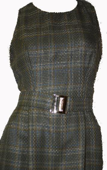 Angela Wolf sheath dress