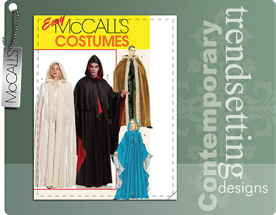 McCall's 5957 Capes