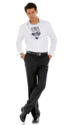 Burda 7841 Men's Pants/Trousers