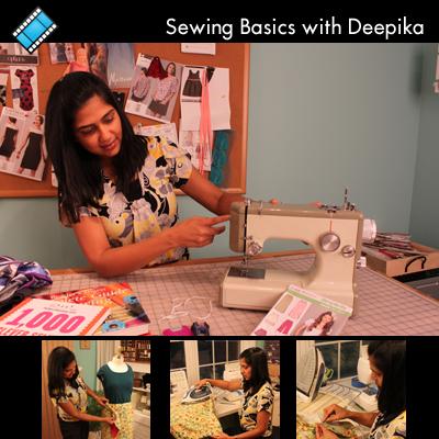Sewing Basics Class