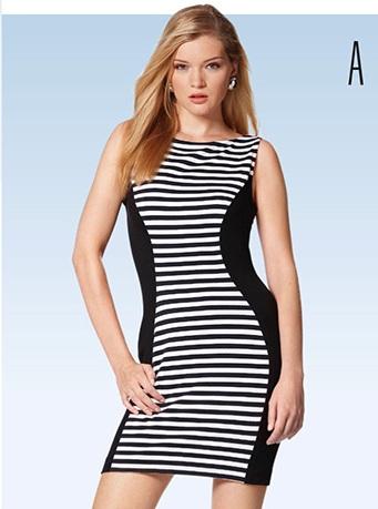 Burda 7053 Dress