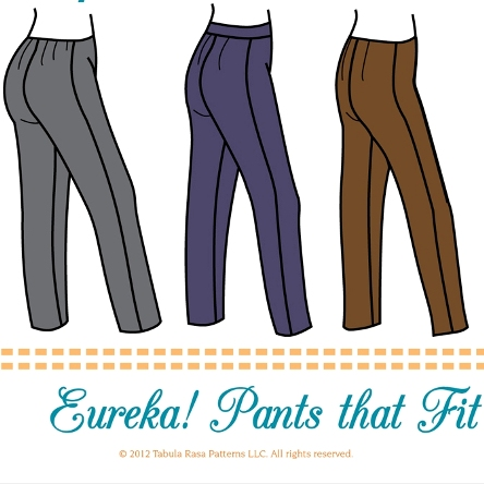 Eureka Pants That Fit