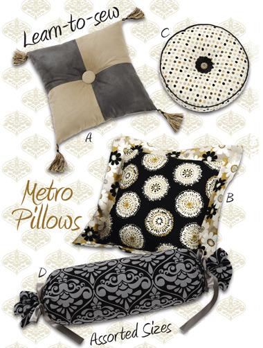 3910 Pillow Pattern