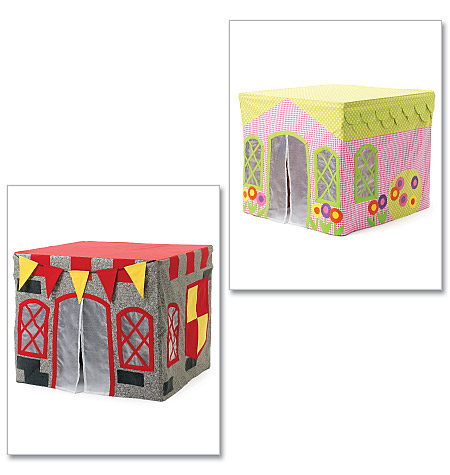 McCall's 6369 Children's Playhouse