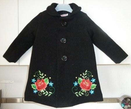 sensaSews coat