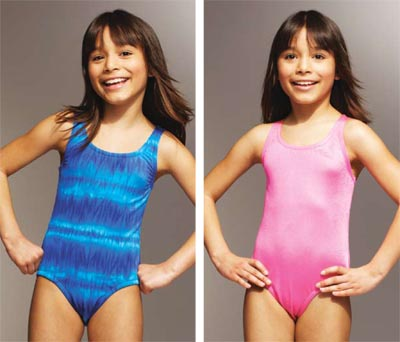 Girl's swimsuit 3785