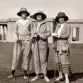 Gatsby Golf Outfits