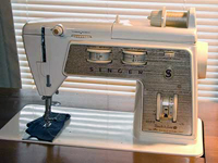 Singer Touch and Sew