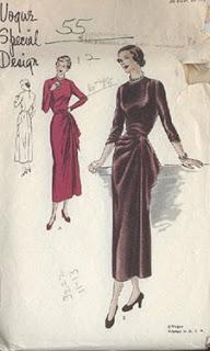 Vintage Vogue 4893