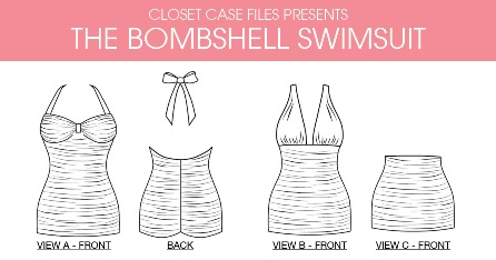 Bombshell Swimsuit 3