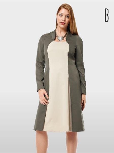 Burda 7008 Dress
