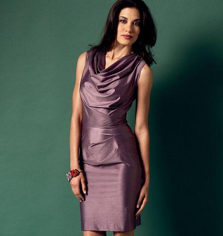 Butterick 5950 Misses' Dress