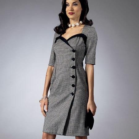 Butterick 5953 Misses' Dress