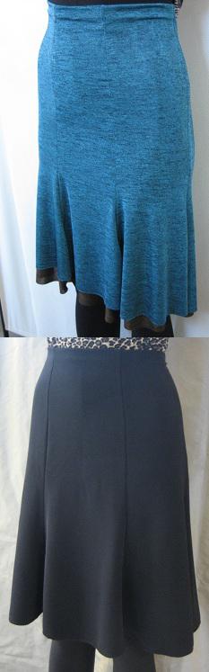 Christine Jonson e1112 Flippy Skirt Downloadable Pattern