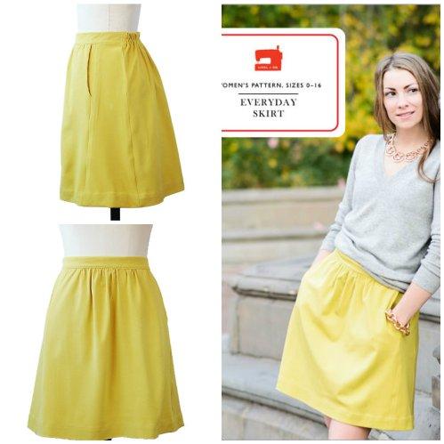 Everyday Skirt