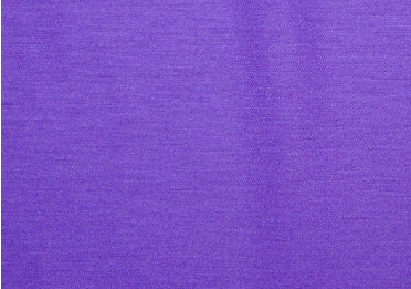 famous designer wool blend ponte - purple