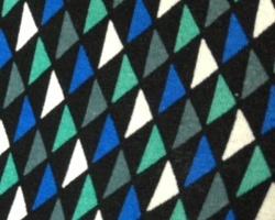 Digital Print Viscose Knit. France