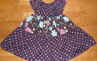 Ruffler dress