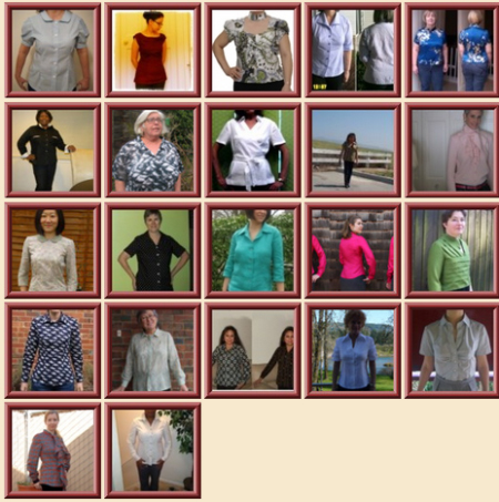 The Fitted Blouse Contest