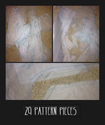 29 Pieces