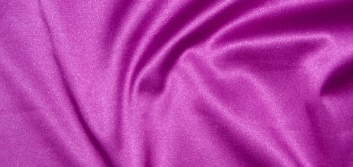 Black Hal0 cotton stretch satin woven - fuschia