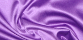 Black Hal0 cotton stretch satin woven - violet