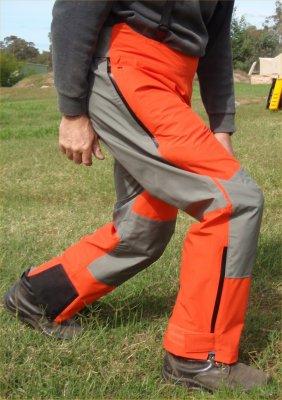 Treefrog mountain pants Controlled Exposure